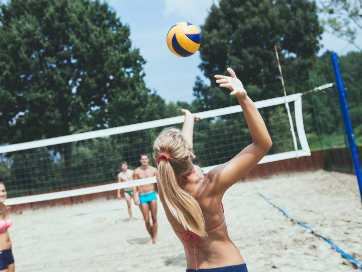 4×4 Beach Volley Cup
